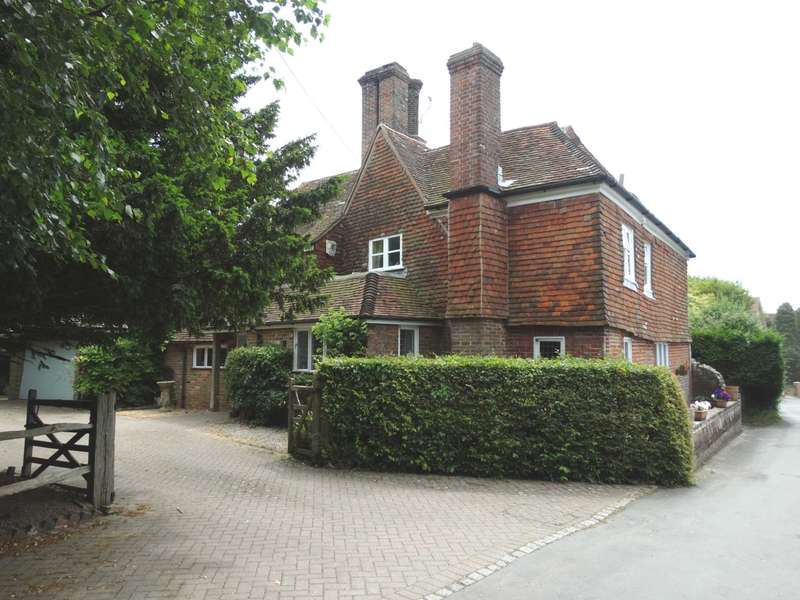 5 Bedrooms Detached House for sale in Church Lane, Hellingly