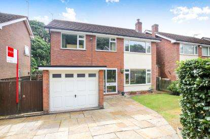 4 Bedrooms Detached House for sale in Bollinbrook Road, Macclesfield, Cheshire