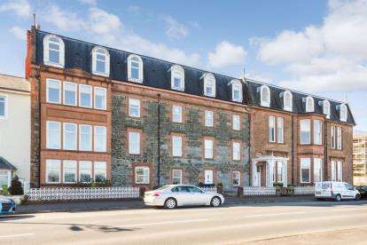 2 Bedrooms Flat for sale in Argyll Street, Rothesay