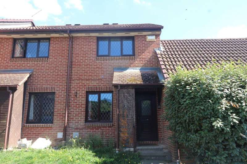 2 Bedrooms End Of Terrace House for sale in Merryman Drive, Crowthorne, Berkshire, RG45