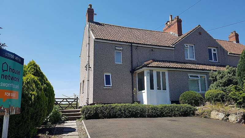 3 Bedrooms Semi Detached House for sale in The Batch, High Littleton, Bristol, Somerset, BS39