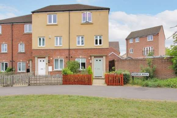 4 Bedrooms End Of Terrace House for sale in Icknield Walk, Andover
