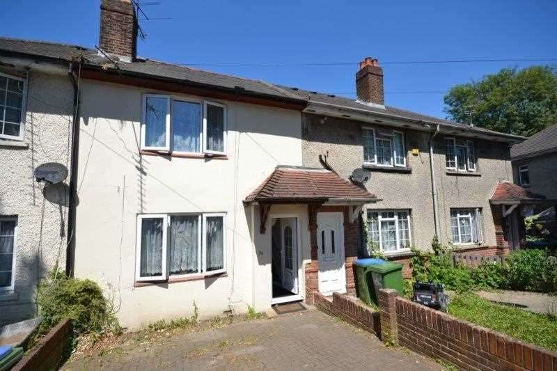 3 Bedrooms Terraced House for sale in Blackthorn Road, Southampton