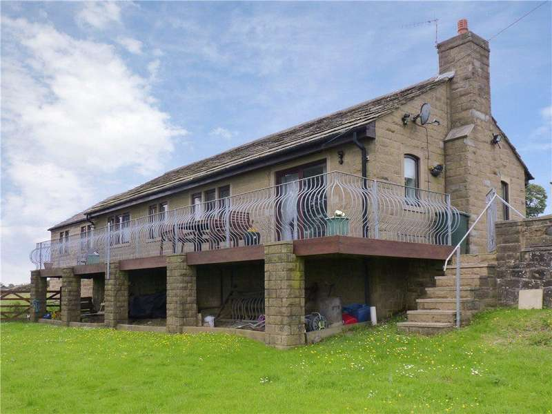 4 Bedrooms Detached Bungalow for sale in Moorside Meadow, Back Shaw Lane, Keighley, West Yorkshire