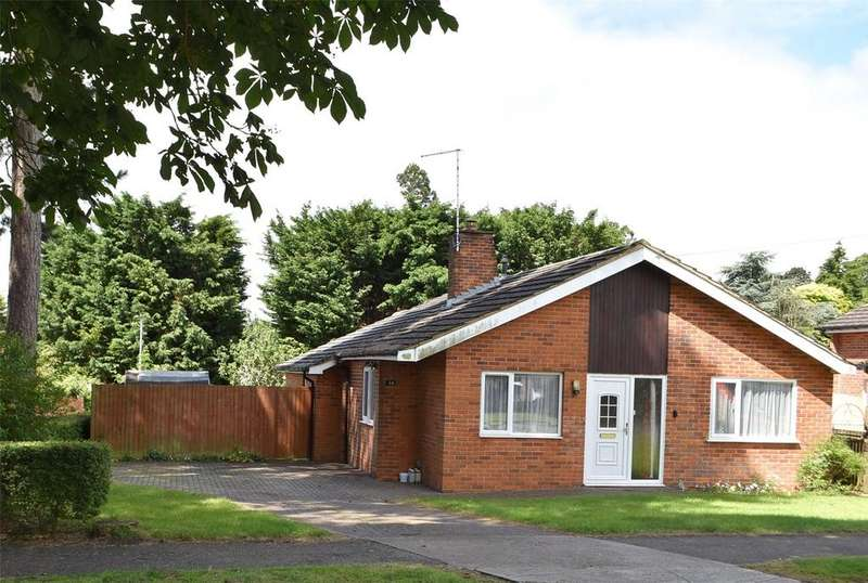 3 Bedrooms Detached Bungalow for sale in Copse Gate, Winslow