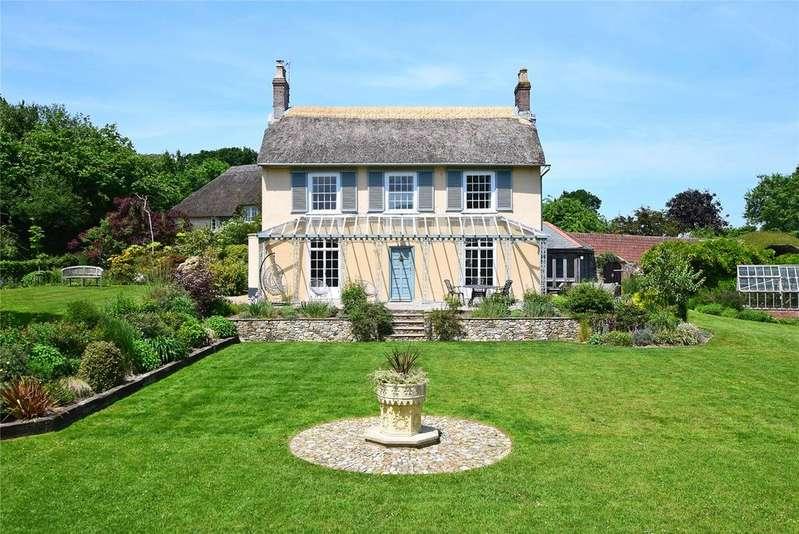 6 Bedrooms Detached House for sale in Champerty, Dalwood, Axminster, Devon.