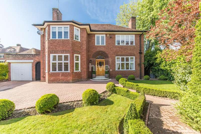 4 Bedrooms Detached House for sale in Castleton Grove, Jesmond, Newcastle Upon Tyne