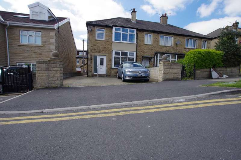4 Bedrooms Town House for sale in UPPER WOODLANDS ROAD, BRADFORD BD8