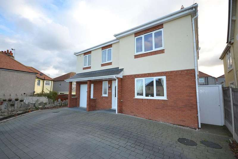 4 Bedrooms Detached House for sale in Rhuddlan Road, Abergele, Conwy, LL22