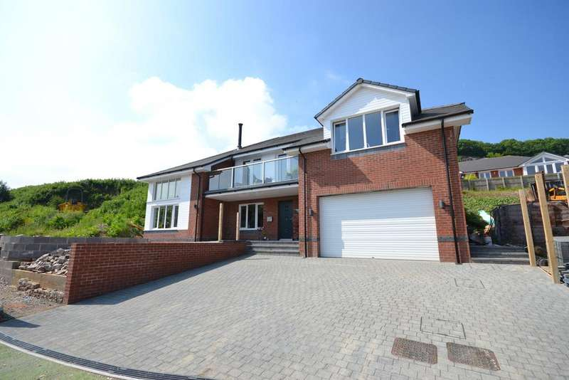 5 Bedrooms Detached House for sale in Parc Llindir, Llanddulas, Conwy, LL22