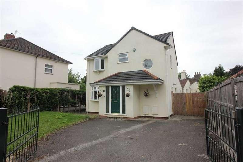 3 Bedrooms Detached House for sale in Fairway, Brislington, Bristol