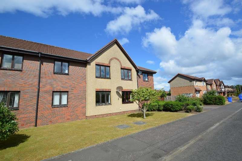 2 Bedrooms Flat for sale in Queens Drive, Barassie, Troon, South Ayrshire, KA10 6SE
