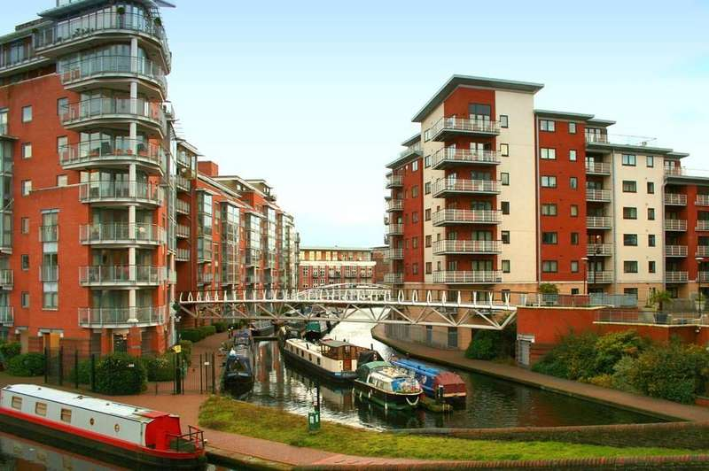 2 Bedrooms Apartment Flat for sale in King Edwards Wharf, Sheepcote Street