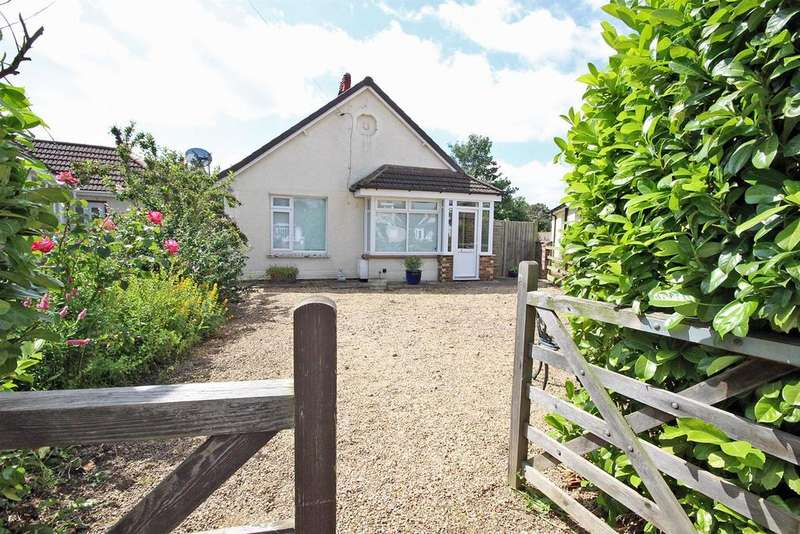 2 Bedrooms Detached Bungalow for sale in Cutcliffe Gardens, Bedford