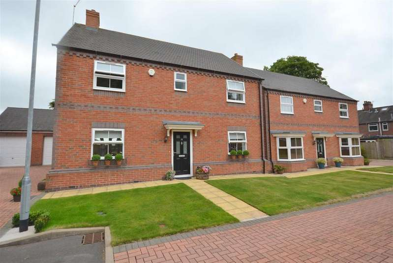 4 Bedrooms Detached House for sale in Bank House Gardens, off High Lane, Burslem, Stoke-On-Trent