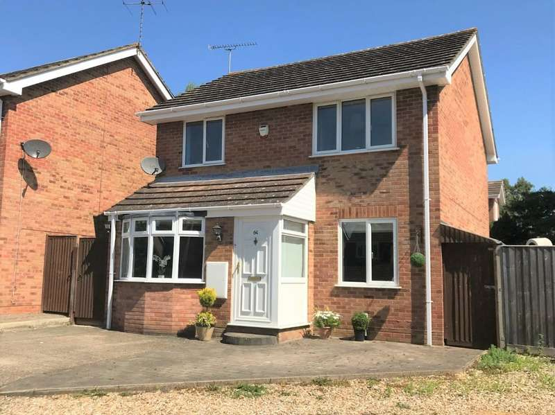3 Bedrooms Detached House for sale in Lowbrook Drive Maidenhead Berkshire