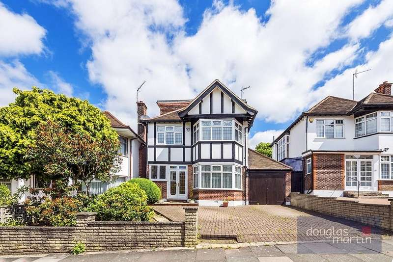 4 Bedrooms Detached House for sale in Woodward Avenue, London
