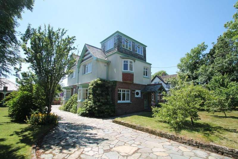 5 Bedrooms Detached House for sale in Fort Austin Avenue, Crownhill, Plymouth