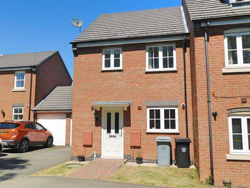 3 Bedrooms Semi Detached House for sale in Woodbrook, Sunningdale