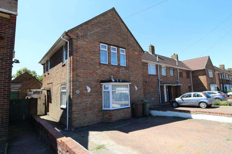 3 Bedrooms End Of Terrace House for sale in CHAIN FREE Three bedroom end of terrace in Abbots Wood Road
