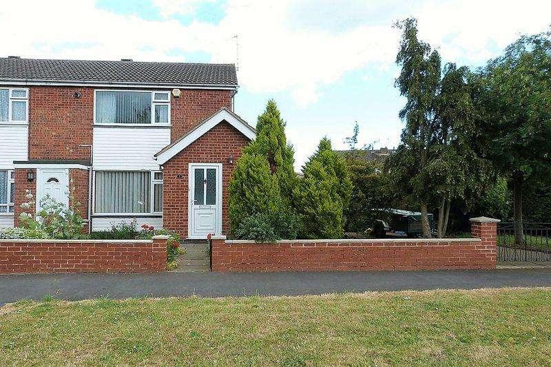 2 Bedrooms Terraced House for sale in Hartshorn Close, Thurmaston