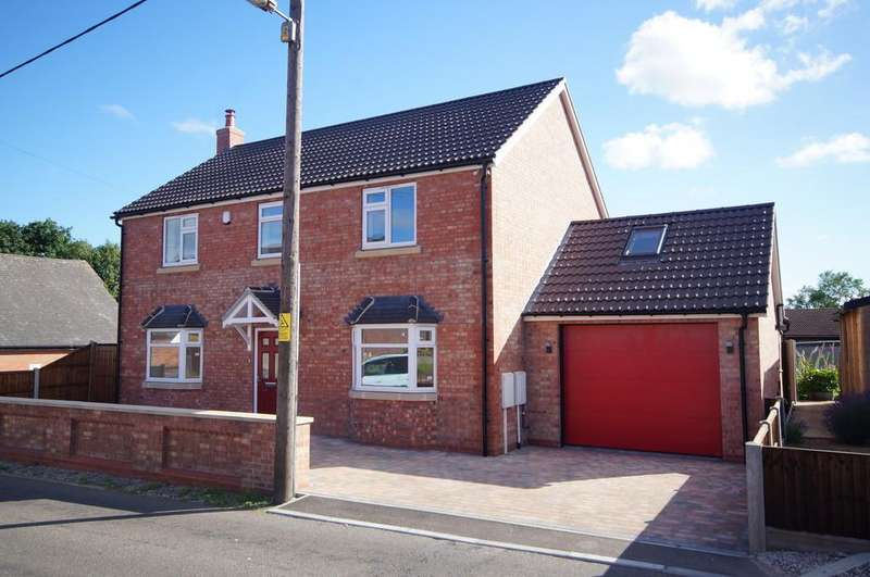 4 Bedrooms Detached House for sale in Chapel Lane, North Hykeham, Lincoln