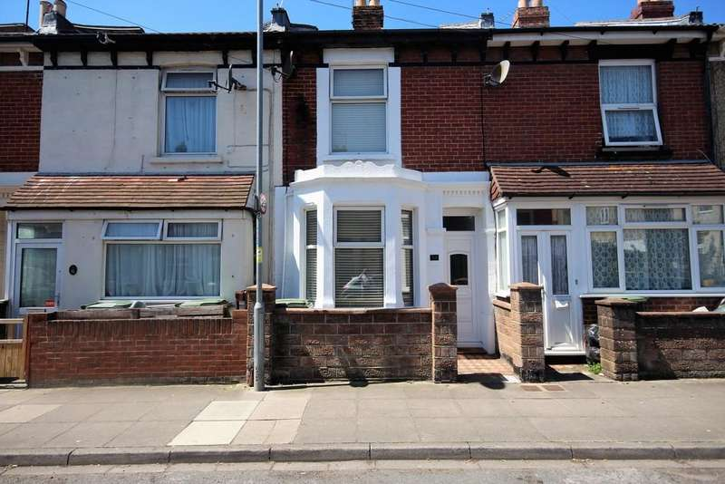 2 Bedrooms Terraced House for sale in Widley Road, Portsmouth