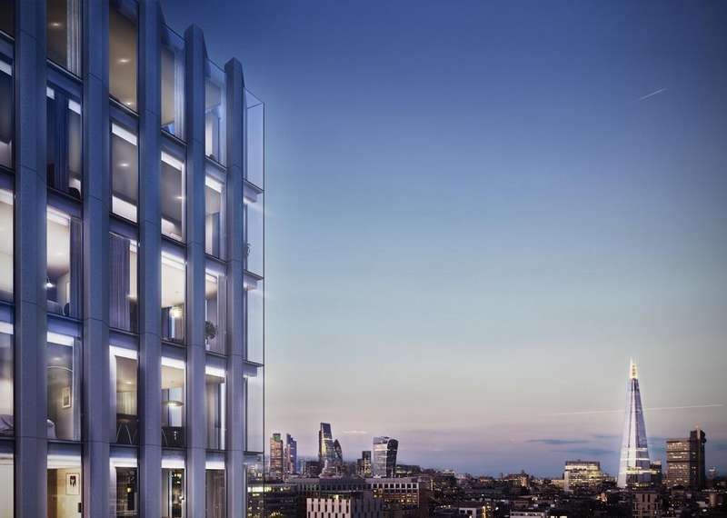 3 Bedrooms Apartment Flat for sale in The Music Box, SE1