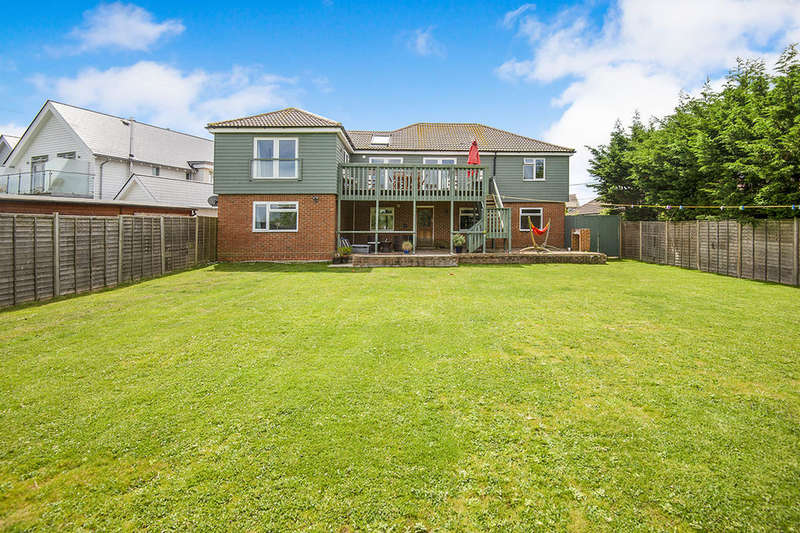 5 Bedrooms Detached House for sale in Draffin Lane, Camber, Rye, TN31