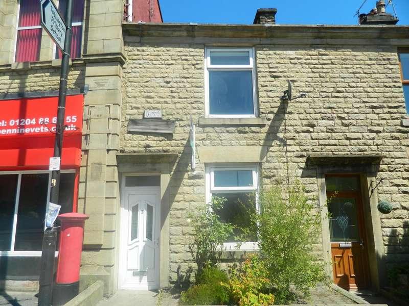2 Bedrooms Terraced House for sale in Bury Road, Tottington, Bury, BL8