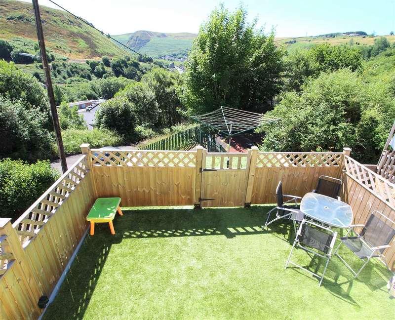 3 Bedrooms Terraced House for sale in Penrhys Road, Ferndale