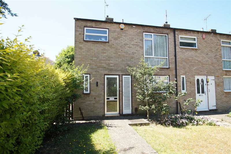 3 Bedrooms End Of Terrace House for sale in Selwyn Place, Brook Path, Cippenham