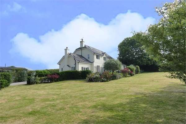 6 Bedrooms Detached House for sale in Silverton, Exeter, Devon