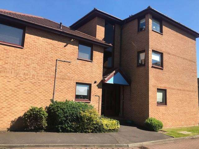 2 Bedrooms Flat for sale in Gilbertfield Place, Irvine, North Ayrshire, KA12 0EY