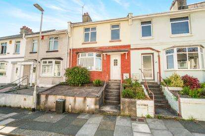 2 Bedrooms Terraced House for sale in Milehouse, Plymouth, Devon