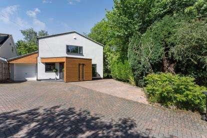 4 Bedrooms Detached House for sale in Callerton Lane, Ponteland, Northumberland, Tyne Wear, NE20