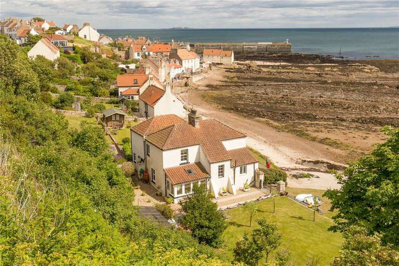 4 Bedrooms Detached House for sale in Seabeach, 21 West Shore, Pittenweem, Fife, KY10