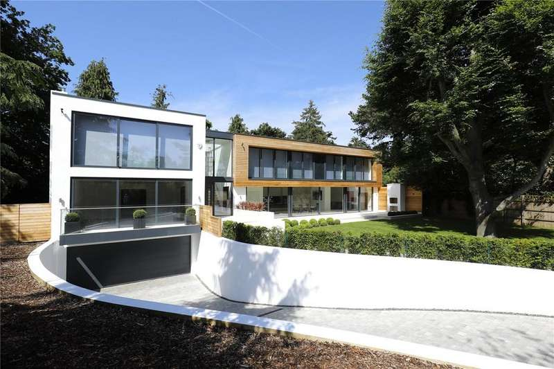 Detached House for sale in George Road, Coombe, Surrey, KT2