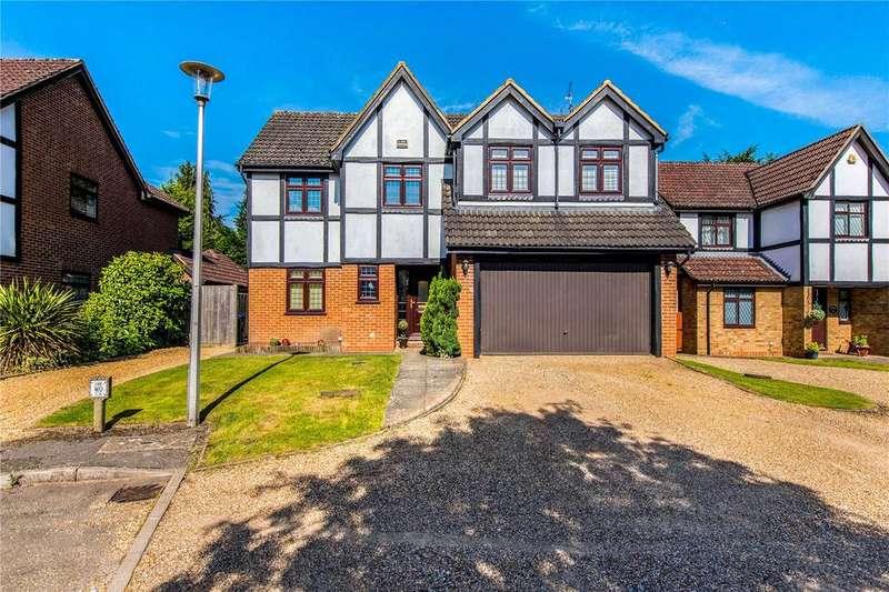 5 Bedrooms Detached House for sale in Ford End, Denham, UB9