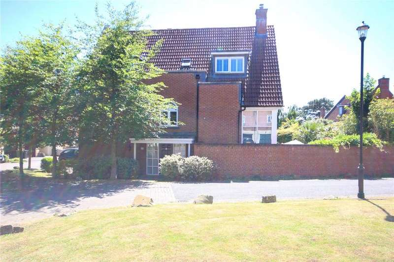 4 Bedrooms End Of Terrace House for sale in Royal Victoria Park, Bristol, BS10