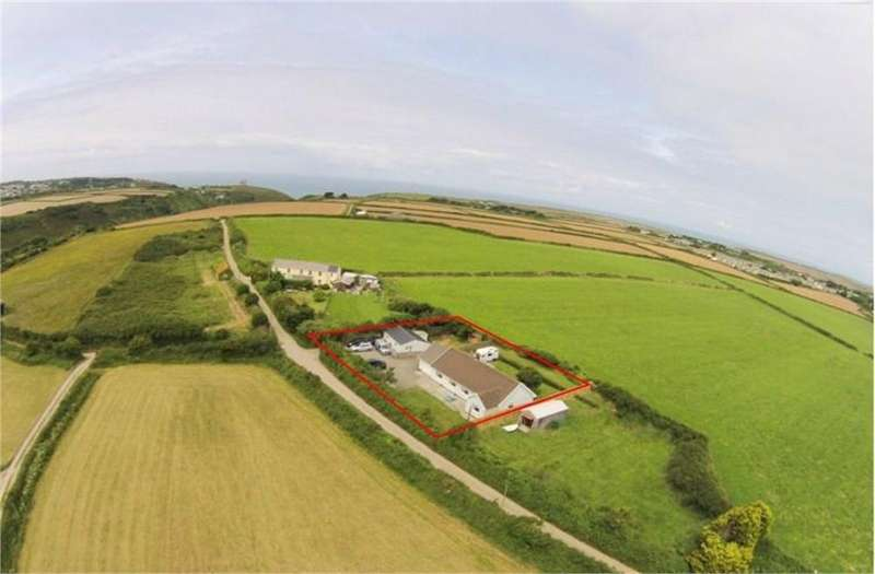 4 Bedrooms Detached Bungalow for sale in Buckshead, St Agnes