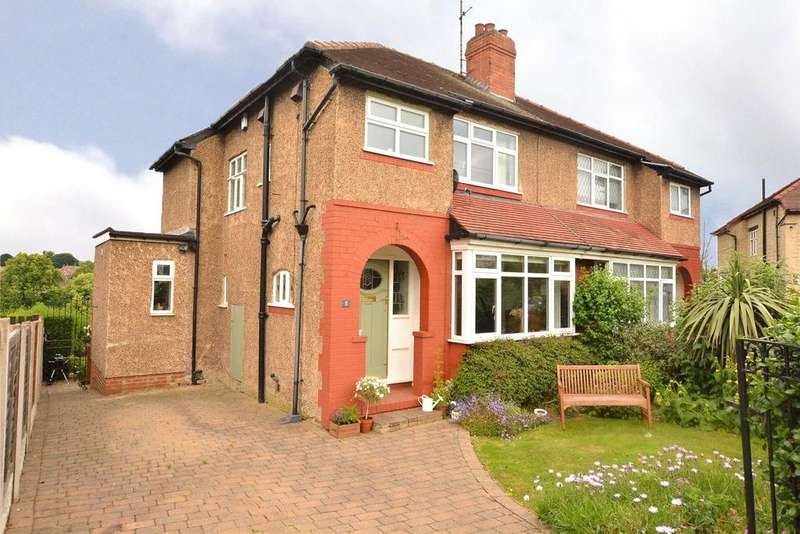 3 Bedrooms Semi Detached House for sale in Valley Gardens, Leeds
