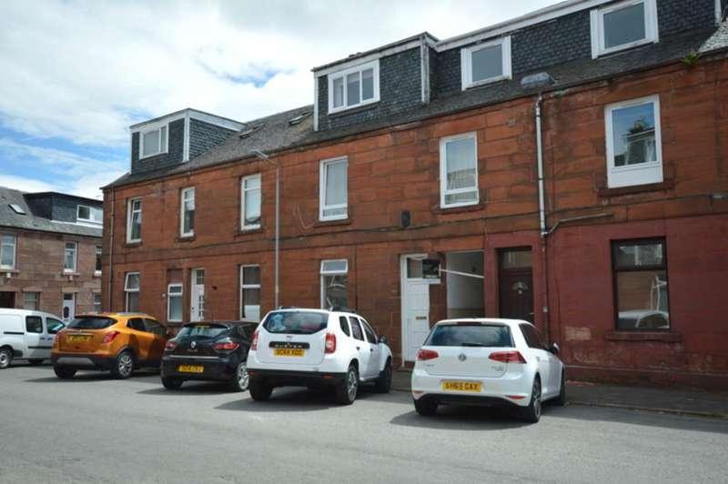 2 Bedrooms Flat for sale in King Edward Street, Alexandria G83 0EJ
