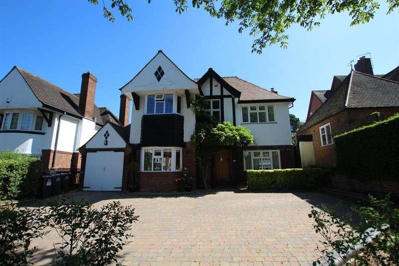 4 Bedrooms Detached House for sale in Pilkington Avenue, Sutton Coldfield, B72 1LA