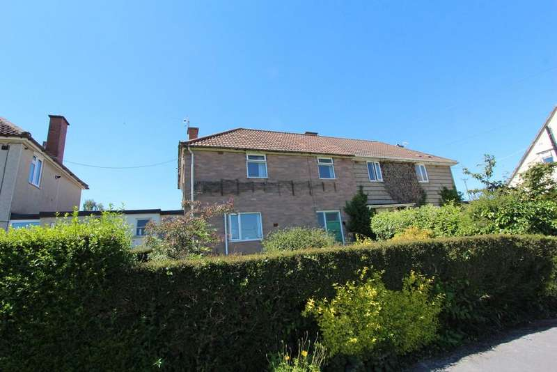 3 Bedrooms Semi Detached House for sale in Rural spot in Blagdon