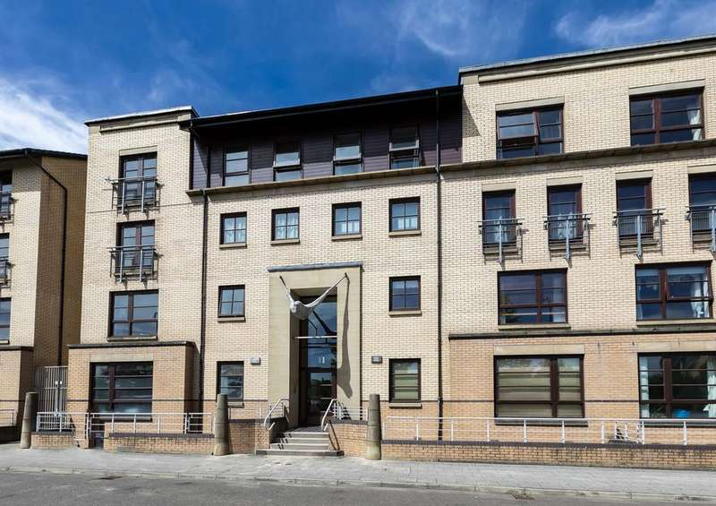 2 Bedrooms Apartment Flat for sale in Kidston Terrace, Gorbals, Glasgow