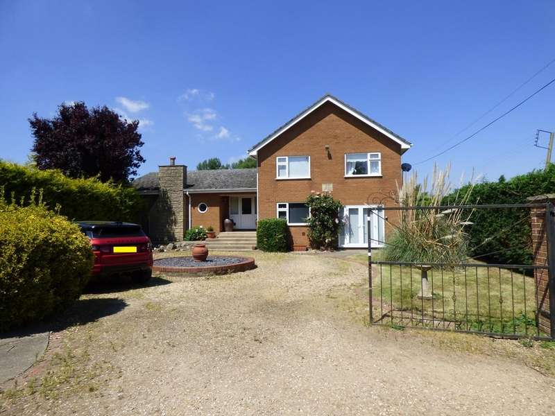 4 Bedrooms Detached House for sale in Small Drove Lane, West Pinchbeck