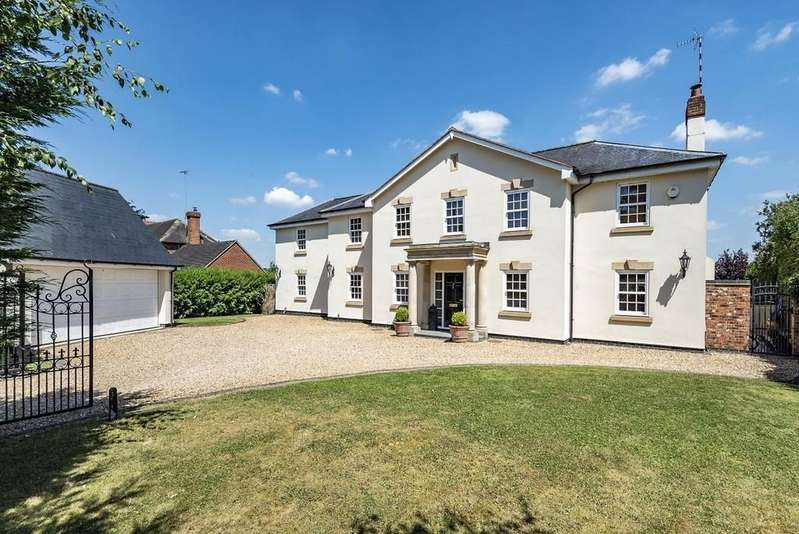 5 Bedrooms Detached House for sale in Stratford Road, Wootton Wawen
