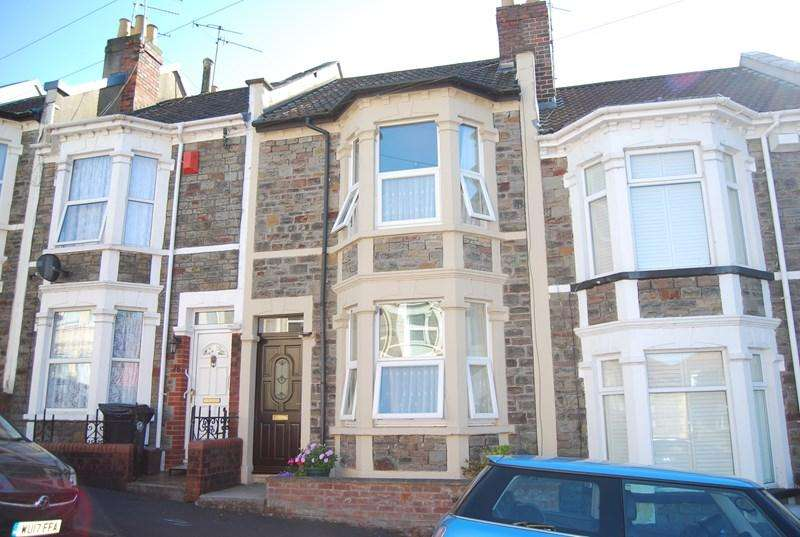 3 Bedrooms Terraced House for sale in Clouds Hill Avenue, St George, Bristol