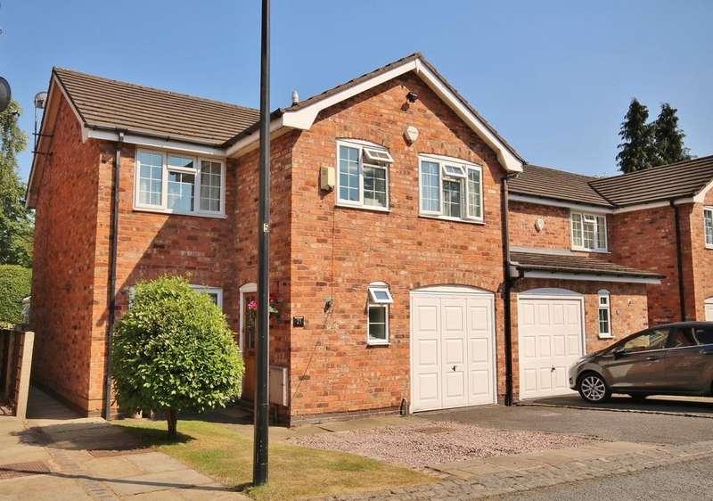 4 Bedrooms Mews House for sale in 21 Cavendish Mews, Wilmslow